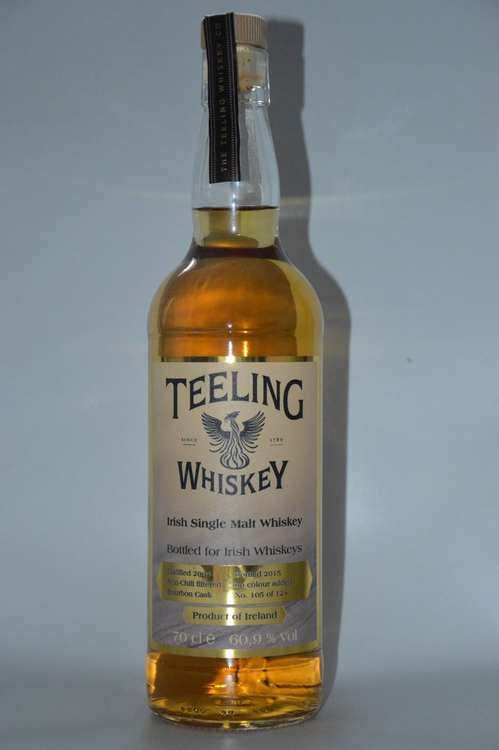 Teeling Single Bourbon cask