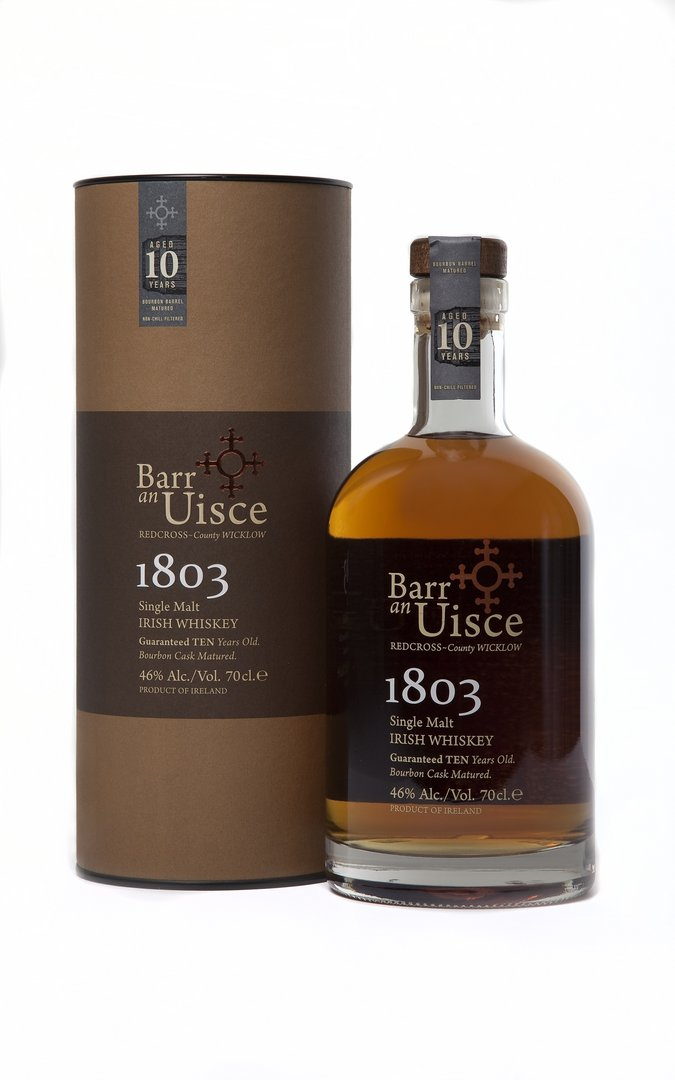 Barr_an_Uisce_1803_10_Jahre_Single_Malt_Whiskey_-_Irish_Whiskeys
